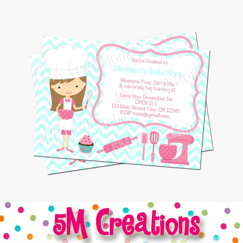 il_fullxfull.415061856_9kl9 baking party invite etsy,Cake Decorating Birthday Party Invitations