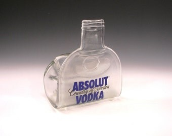 Napkin Holder - Absolute Vodka - Recycled