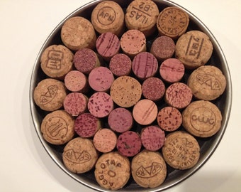 Ready to Ship - Recycled Wine Cork Trivet