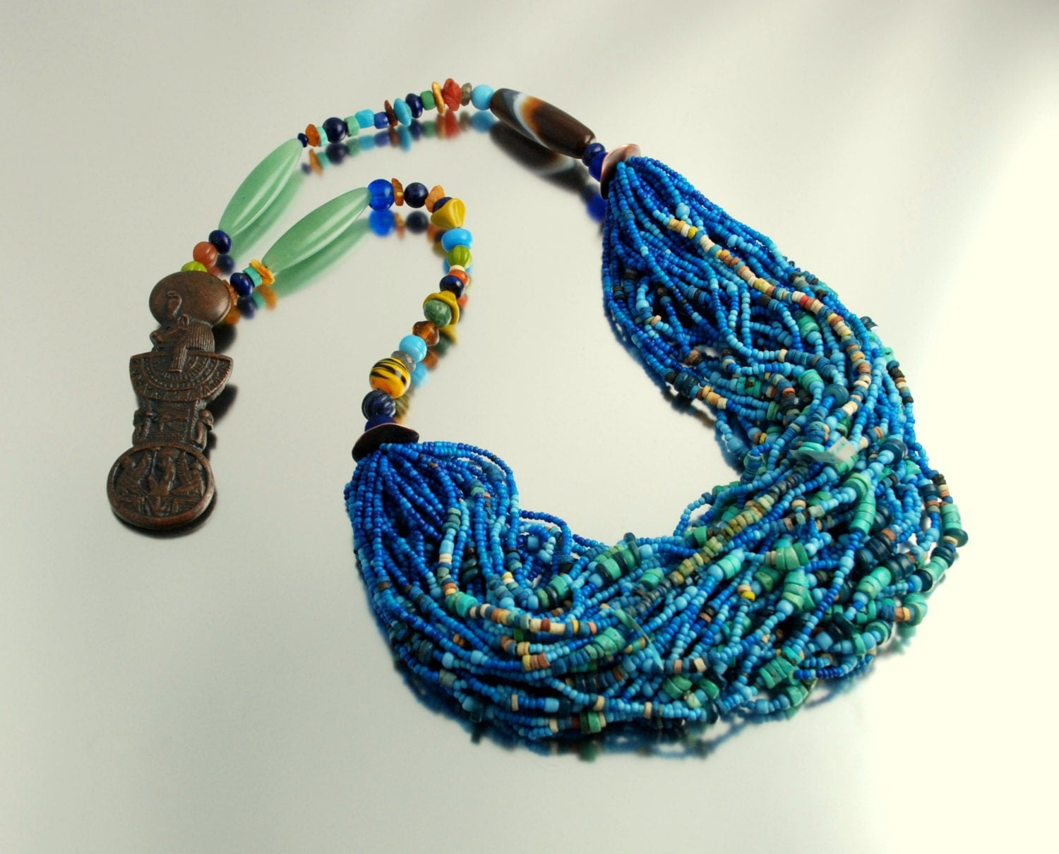Egyptian Menat Necklace Reserved Listing Final Payment