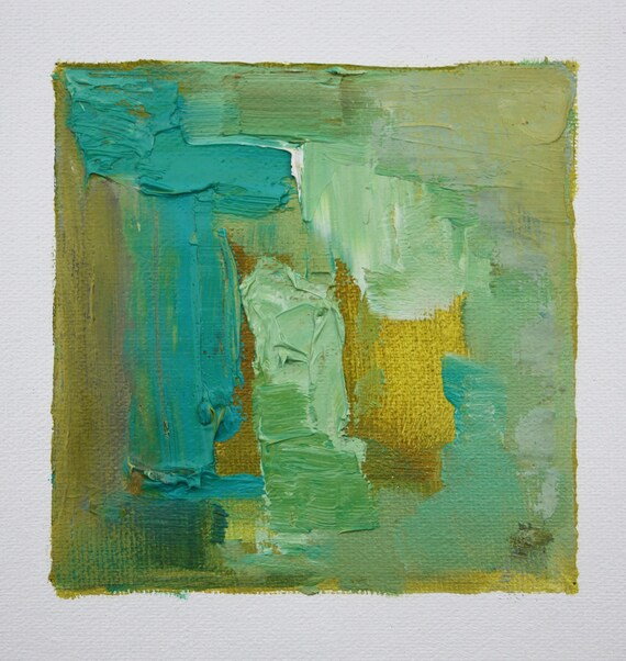 Forest No. 18  Oil on canvas