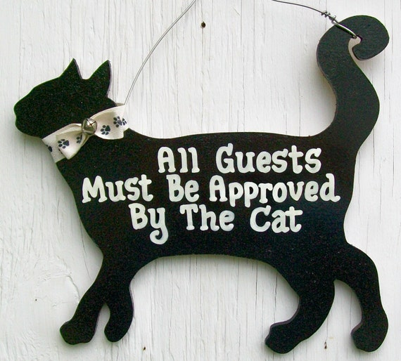 House Guest And Change In Cat Behavior