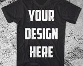 10 Custom Screen Printed Shirts for Charra