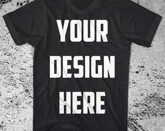 24 Custom Screen Printed Shirts. Female, Male or Kid shirts or mix and match!