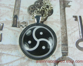 BDSM Symbol Pendant
