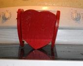Heart Planter Box