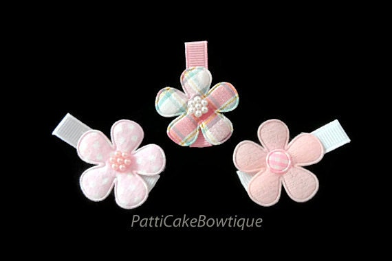 Toddler Hair Clips, Baby Hair Clips, Pink Hair Accessories, Barrette, Baby Gift, Girls Hair Clip, Baby Girl Hair Clip, Hair Clips for Girls