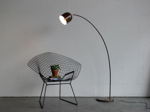 Vintage Mid Century Modern Arch Floor Lamp