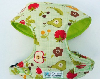 Fruits N Veges Comfort Soft Harness. - Made to Order -