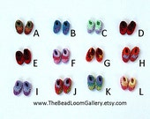 Made to Order - Pick Your Color - 1 Pair of Crochet Slippers - PukiPuki / Realpuki Size Shoes