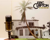 "Eric Clapton Vinyl Record Album 1970s British Rock Blues Pop LP, ""461 Ocean Boulevard""(1975 RSO Records w/""I Shot the Sheriff"")"