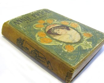 vintage 1890s novel Annie Price