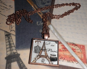 In Paris Necklace
