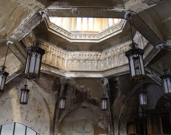 Fallen Church photography