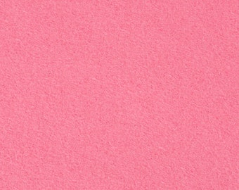 """Tools & Supplies-Ultrasuede ® ST Soft-Large 9""""x13""""-Bermuda Pink-Quantity 1"""