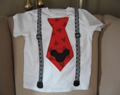 Mickey Mouse Boys  T-shirt Size small 6/7