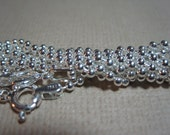 """Sterling Silver Ball Chains 18"""" - Supplies - 1.9 MM- Italian Chains- Lot of 4"""