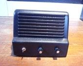 Salvaged Repurposed Mini Amplifier