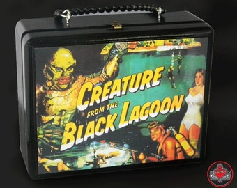 creature from the black lagoon cigar box purse