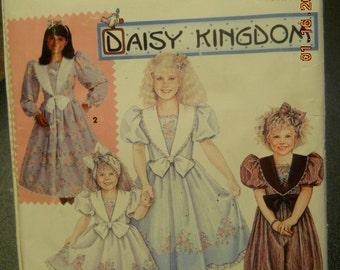 Daisy Kingdom  Pattern  Slimplicity 0657