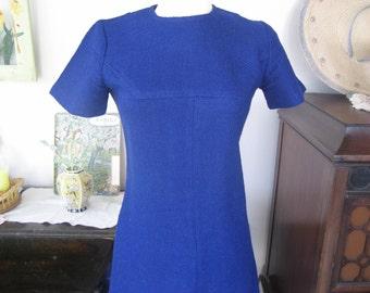 Bue Linen Shift Dress