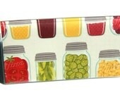 CHECKBOOK COVER - Home Canning