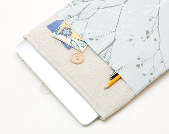 50% OFF SALE Macbook PRO Case. MacBook Case. Case for MacBook 13 Pro Retina. Sleeve with pocket for MacBook 13 Air