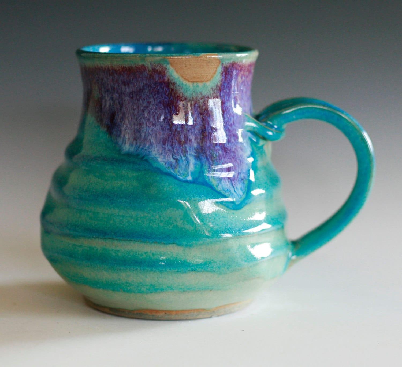 Large Coffee Mug 24 Oz Handmade Ceramic Cup Ceramic