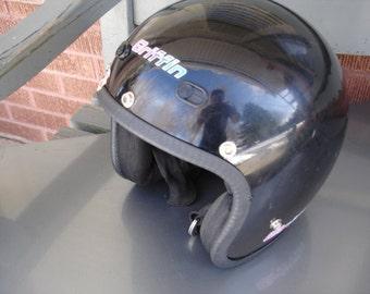 Vintage Motorcycle/ Scooter Helmet- We have lots of vintage helmets