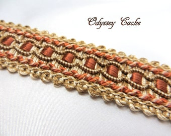 Braid  glitter gimp style braid