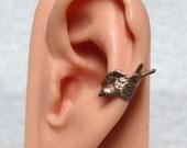 Steampunk Sparrow Ear cuff