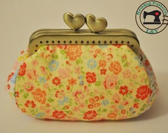 3 Pieces-Rectangle Frame Purse PDF Sewing Pattern