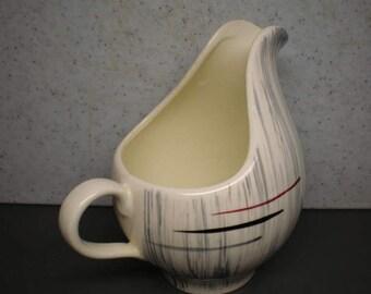 Vintage Mid Century Ceramic Creamer