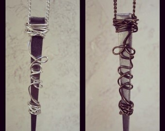Nail It necklace