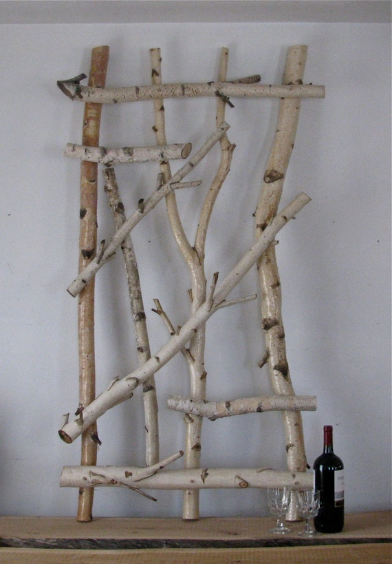 Items Similar To Birch Branch Wall Decor On Etsy