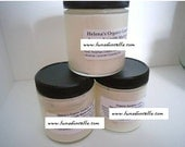 Organic Hand Crafted Moisturizing Creme With Sea Algae Extract and Wild Blueberry