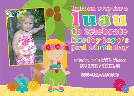 First Birthday Girl Invitations was beautiful invitations example
