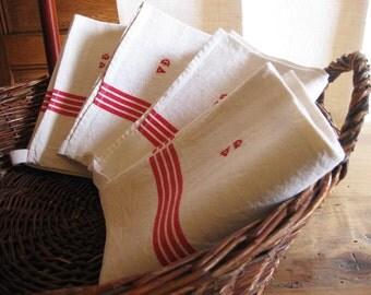 Long Métis French Antique Kitchen Towels