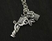 Guns N Roses Necklace