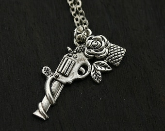 Guns N Roses Necklace