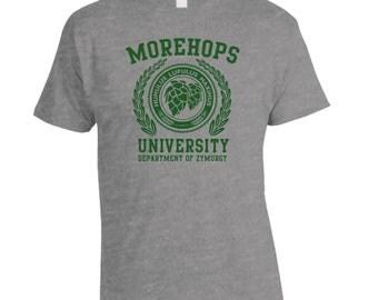Official Brew Day Shirt, Homebrewer Shirt, Homebrewing Shirt, Craft Beer Shirt,  Zymurgy, Morehops, Hops, Beer, Oktoberfest, Birthday Gift