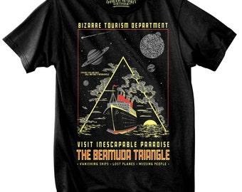 Glow in the Dark Bermuda Triangle (Gents)