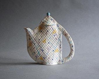 Slim Teapot