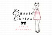 Character Illustrated Premade Classic Cuties Logo design-Boutique Couture