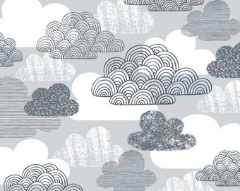 Drifting Clouds, limited edition giclee print 8 x 10ins