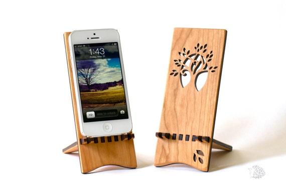 Craft Wood Phone Holders