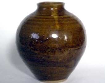 Small Honey Vase