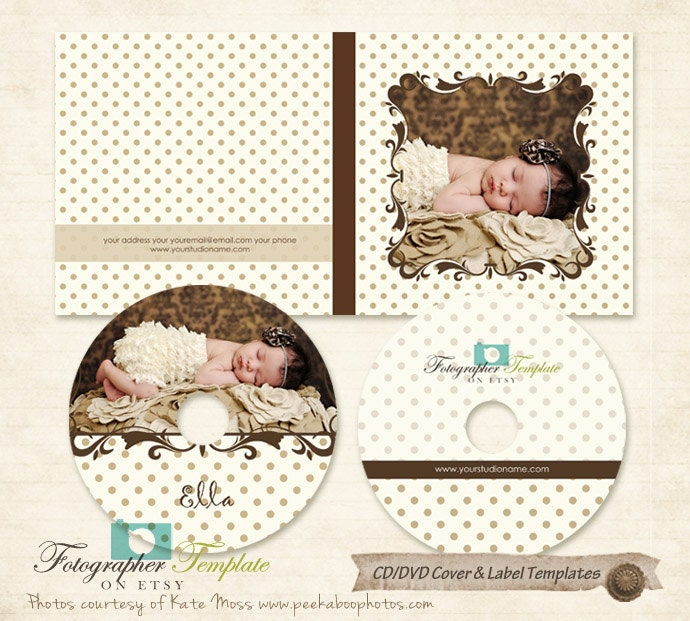 cd sleeve template photoshop - cd dvd label and cover templates photoshop template for