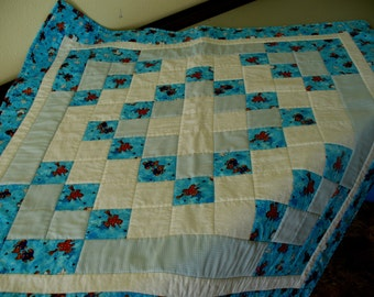 Little Bears Baby Quilt Clearance Sale