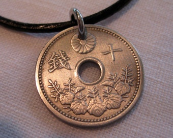 Coin Jewelry- Oriental Coin